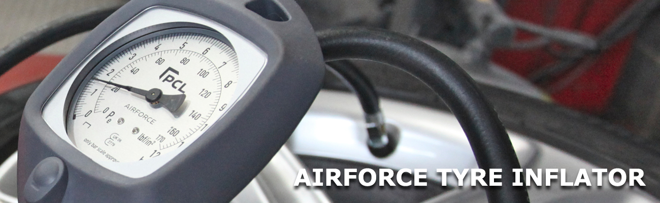 PCL-SUMO - Airforce Tyre Inflators