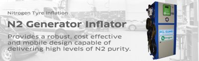 PCL SUMO - Nitrogen N2 Generator Inflator