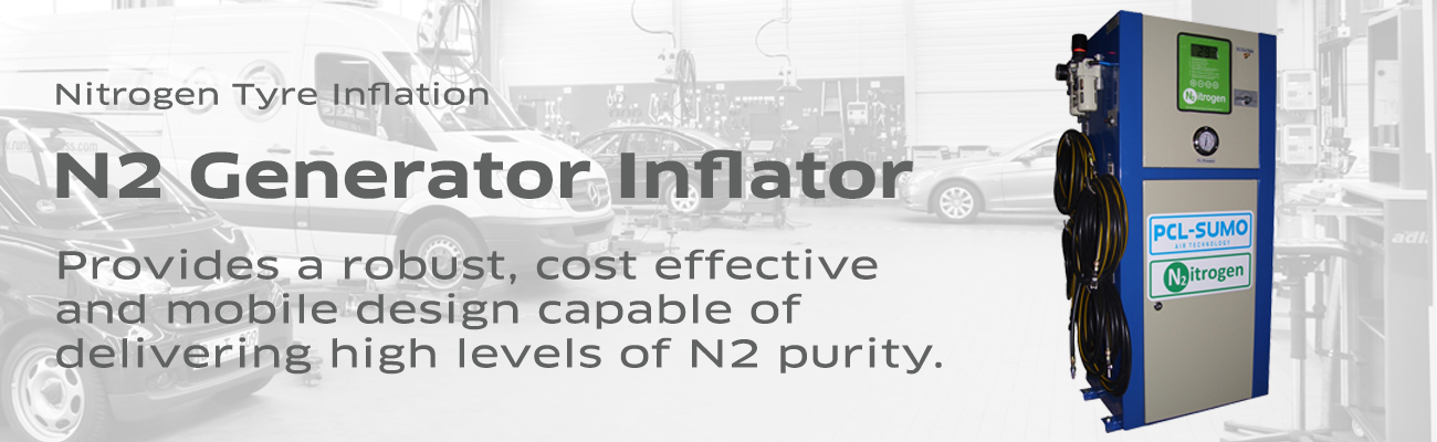 PCL-SUMO - Nitrogen Tyre Inflation Equipment
