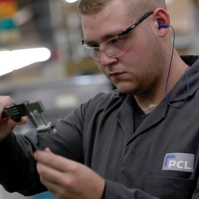 PCL highest quality standards