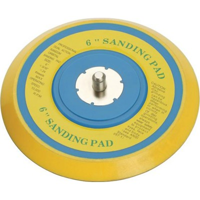 PCL-SUMO 6″ Backing Pads