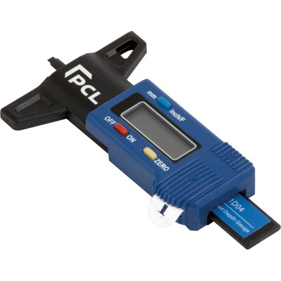 PCL-SUMO DTDG1D04 - Digital Tyre Tread Depth Gauge