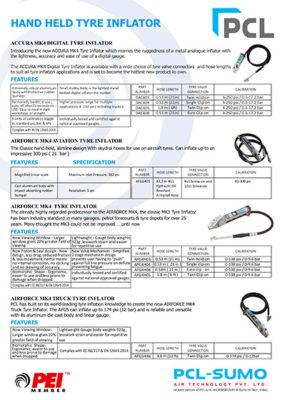 PCL-SUMO Handheld Inflator flyer